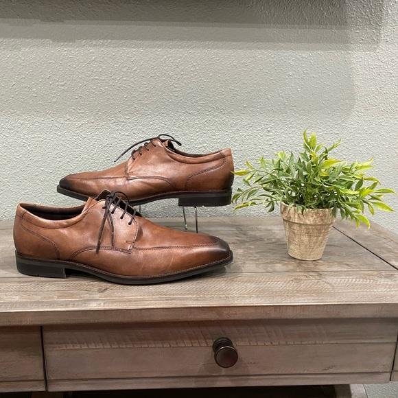 Men's ECCO Oxford Dress Shoes Size 13/13.5 (EU 47)
